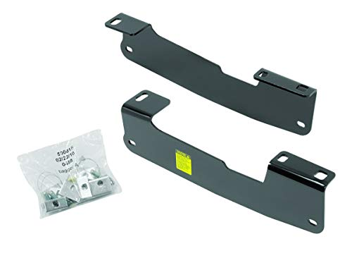 Reese 50081 Fifth Wheel Custom Quick Install Brackets-Ford F-150 '04-'08 (Reese Hitch 2014 F150)