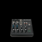 402VLZ4 4-Channel Ultra Compact Mixer