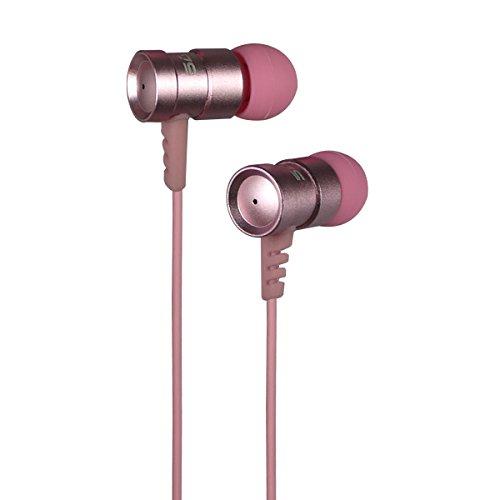 Blanced Earphones Compatible andriod Rosegold