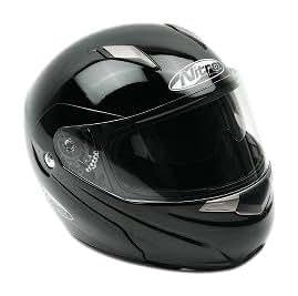 Nitro Modular Helmet (Black, X-Large)