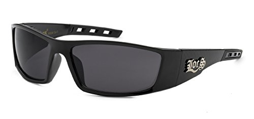 LOCS Classic Style Original Gangsta Shades Hardcore Sunglasses- Locs - Locs Gangsta Sunglasses Style Original