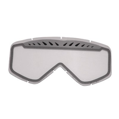 Smith Optics Replacement Lens - Dual Airflow Clear (Clear Afc Lens)