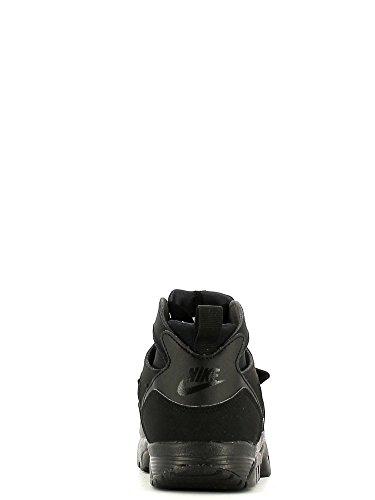 Nike Trainer Huarache (Gs), Zapatillas de Running para Niños Negro (Black / Black-Black)