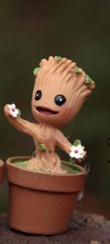 Guardians Of The Galaxy Mini Cute Groot Kids Toy(#2) by Unbranded