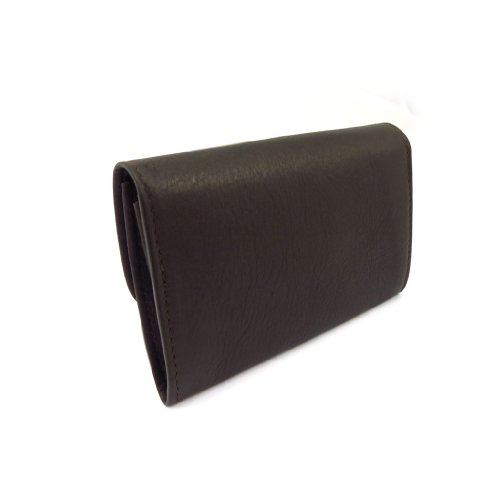 Wallet brown leather leather 'Frandi' dark brown Wallet 'Frandi' Wallet dark 'Frandi' leather qI66Zw