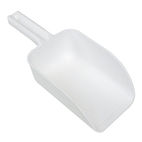(UltraSource 32 oz. Plastic Scoop for Ice, Dog Food, Dry Goods, and more)