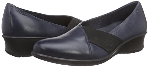 ECCO Footwear Damenschuhe Felicia Flat Flat Flat - Choose SZ/color 7ba8b8