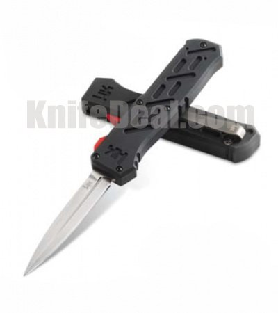HandK by Benchmade 14850 Epidemic Push Button Open OTF Knife, Outdoor Stuffs