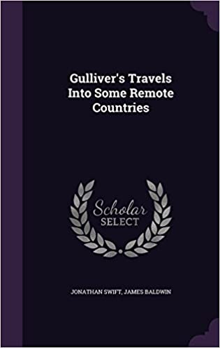 Book Gulliver's Travels Into Some Remote Countries