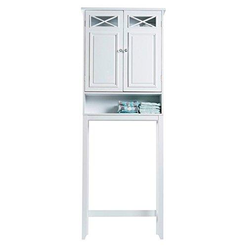 Virgo Bathroom Space Saver Bathroom Storage Cabinet by Elegant Home Fashions by Elegant Home Fashions
