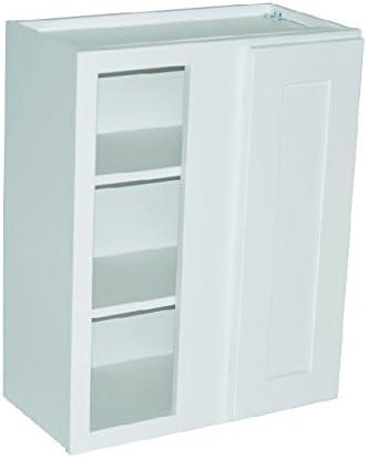 Amazon Com Design House Kitchen Cabinets Wall 30 In White Furniture Decor