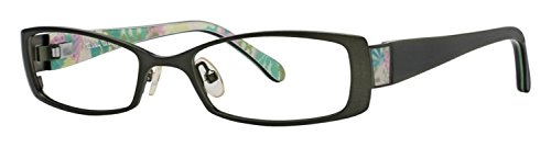 Lilly Pulitzer Lunettes Rorey Olive 52 MM