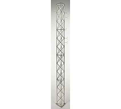 Amazon com: BLMA Models HO Scale Kit Radio Tower w/Antennas