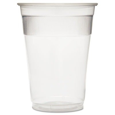 GENWRAPCUP - GEN-PAK CORP. Individually Wrapped Plastic Cups, 9oz, Clear