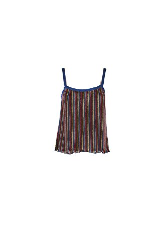 Top Donna Kaos Twenty Easy M Blu Hp3fp021 Primavera Estate 2017