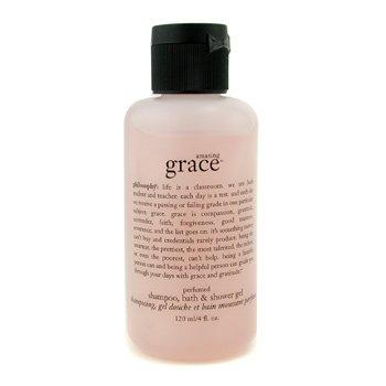 Price comparison product image Philosophy Amazing Grace Shampoo, Bath & Shower Gel 4 oz
