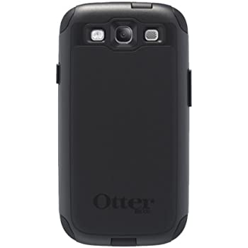 OtterBox Commuter Series Case for Samsung Galaxy S III- Retail Packaging - Black (Discontinued by Manufacturer)