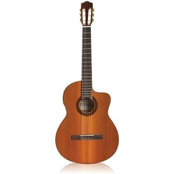 Cordoba C5-CE Iberia Series Acoustic Electric Classical Guitar with Gig Bag