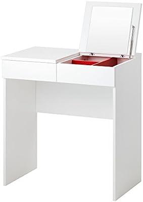 ZigZag Trading Ltd IKEA BRIMNES – Tocador Blanco: Amazon.es: Hogar