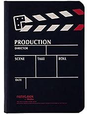 Scrikss Production Defter, Dikey Çizgili