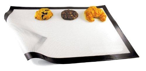 - Paderno World Cuisine Silicone Baking Mat, Non-Stick, L 11 3/4