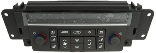 ACDelco 15-74030 GM Original Equipment Heating and Air Conditioning Control Panel with Driver and Passenger Seat Heater 15-74030-ACD