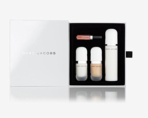 Marc Jacobs Enamored with Coconut 4-Piece Bestselling Coconut Essentials & Lip Gloss by Marc Jacobs Beauty