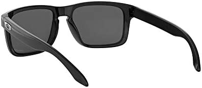 Oakley Men's OO9102 Holbrook Sunglasses Square Polarized Sunglasses