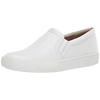 Naturalizer Women's Marianne Shoe, White PERF, 6.5 M US