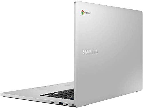 "2020 Newest Samsung Chromebook 4 15.6"" FHD Non-Touch Laptop for Business Student, Intel Celeron N4000, 6GB RAM, 64GB Storage + Oydisen 32GB SD Card, Webcam, WiFi, Chrome OS (Google Classroom Ready)"
