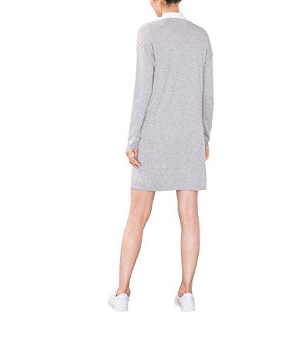 edc by Esprit, Vestido para Mujer Gris (LIGHT GREY 040)