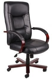 high back office chairs big tall high back chairs