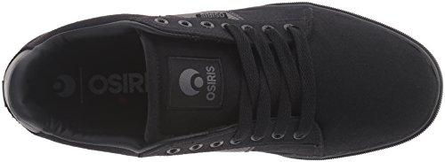 Zapatos Osiris Rebound Vulc Negro-Charcoal