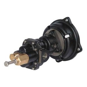 Dayton 4KHC9 Rotary Gear Pump Head, 1 In., 1 1/2 HP