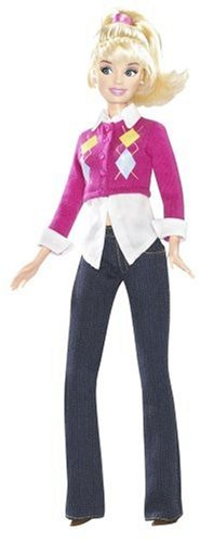 Mattel Archie Comics Barbie as Betty Doll with Notebook Toys