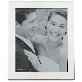 - Reed & Barton Classic Channel 8-by-10-Inch Silver-plated Picture Frame