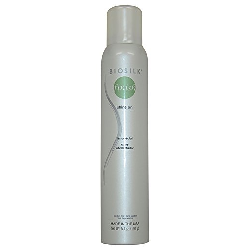 Biosilk Therapy Shine On Spray, 5.30 (Shine Finish)