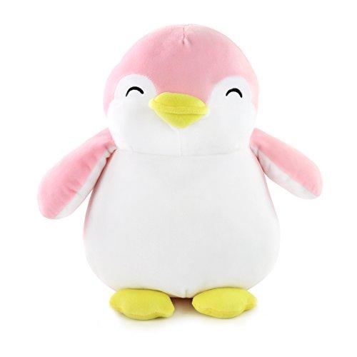WEWILL Penguin Stuffed Animals Squishy Plush Penguin Toys Gi