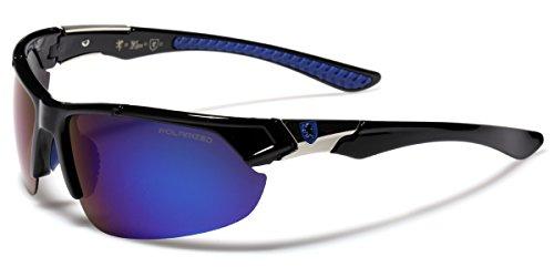 Premium Polarized Men's Sport Cycling Fishing Baseball Running Sunglasses