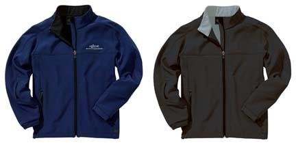 The Apex Soft Shell Jacket from Charles River Apparel