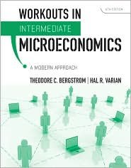 Workouts in Intermediate Microeconomics 8th (eighth) edition Text Only pdf