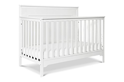 (Carter's by DaVinci Dakota 4-in-1 Convertible Crib, White)