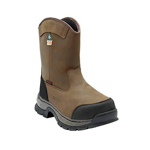 TRUGARD Welding Boots (14) Brown