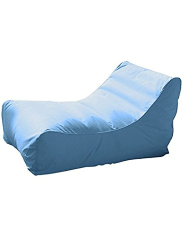 Ocean Blue Water Products Aruba Inflatable Lounge Chair, Turquoise