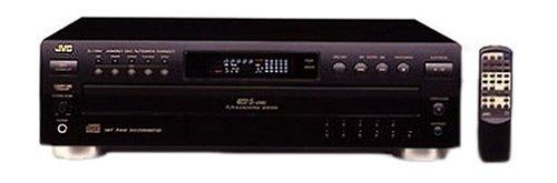 JVC XL-F254BK 5 CD Automatic Changer