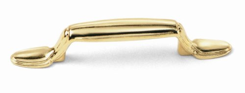 UPC 722233554371, Laurey 55437 3-Inch Classic Traditions Pull, Polished Brass