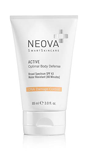 NEOVA DNA Damage Control Active SPF 43, 3 Fl Oz (Best Dna Repair Enzymes)