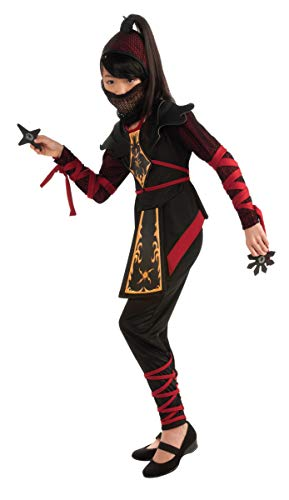 Rubie's Costume Co Warrior Ninja Costume, Medium]()