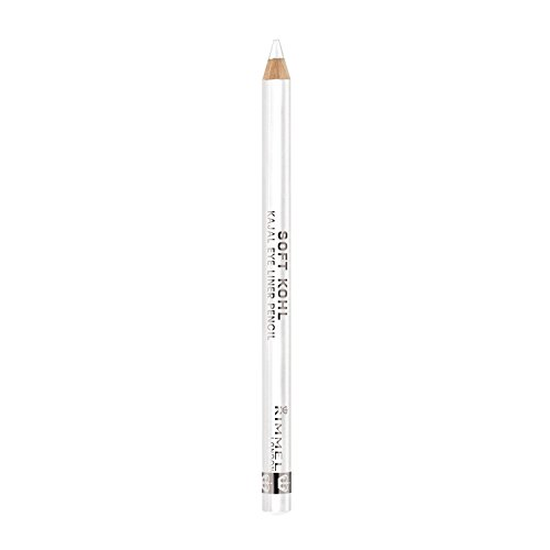 Rimmel London Soft Kohl Eyeliner - Pure White