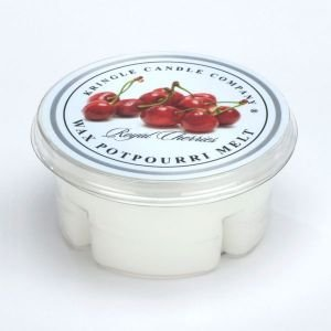 0071 Cherry (Kringle Candles Wax Melt: Royal Cherries - Fragrant Clean Burning 0071-000116)